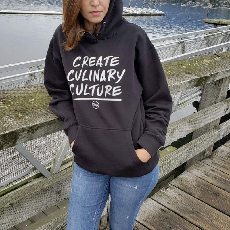 Create Culinary Culture Sweater